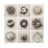 Lunar Prints by Ian Winstanley