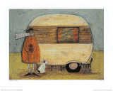 Home from Home Reprodukcje autor Sam Toft