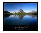 Glacier National Park Photographic Print by J Wayne Pinkston