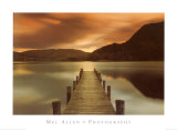 Ullswater, Glenridding, Cumbria Print by Mel Allen