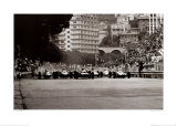 Monaco Grand Prix, 1962 Prints by Jesse Alexander