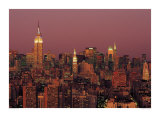 Manhattan Skyline Posters by Richard Berenholtz