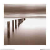 Vanish Posters by David Burdeny