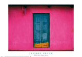 Fachada Rosa, Teopisca, Mexico Prints by Jeffrey Becom