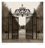 Hampton Gate Art by Alan Blaustein