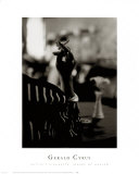 Hattie's Cigarette, Images of Harlem Prints by Gerald Cyrus