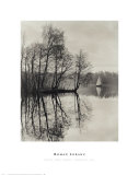 Galves Lake, Trakai, Lithuania, 2001 Prints by Roman Loranc