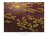 Lilies and Light Prints by Greg Singley