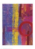 Duality V Print by Judy Seidel