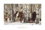 Warming Up Art by David R. Stoecklein