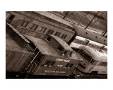 Train Yard Photographic Print by Kim Avent-DiLorenzo
