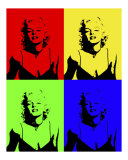 Marilyn Monroe Photographic Print by JB Manning