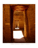 Pueblo Bonito, Chaco Canyon Photographic Print by CJ Villa
