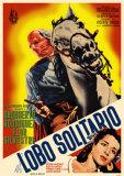 Lobo Solitario Masterprint