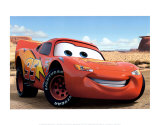 Lightning McQueen Prints