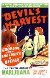 Devil's Harvest Masterprint