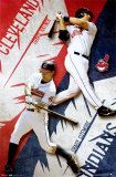 Cleveland Indians - Collage Print