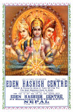Eden Hashish Centre Masterprint