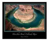 Horseshoe Bend Photographic Print by J Wayne Pinkston