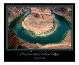 Horseshoe Bend Photographic Print by J Wayne Pinkston