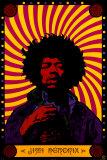 Jimi Hendrix Plakaty