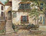 La Maison du Vin Prints by Ruane Manning