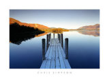 Lake Shore Morning Prints by Chris Simpson