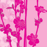 Plum Blossom II Posters by Kate Knight