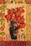 Velvet Bloom Poster by  Augustine (Joseph Grassia)