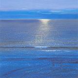 Brillo del mar Pósters por Paul Evans