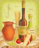Cuisine du Monde III Poster par Sophia Sanchez