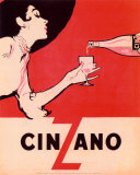 Cinzano Poster