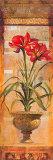 Rojo Botanicals IV Prints by Edwin Douglas