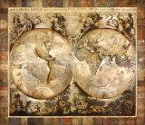 Oude wereld Kunst van Edwin Douglas