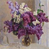 Lilac Mist I Affiches par Valeri Chuikov
