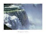 Niagara Falls Prints by Charles Lenars