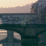 Ponte Vecchio III Pster por Bill Philip