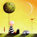 Dreaming Plakater av Jo Parry