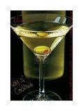 Dry Vermouth II Affiches par Teo Tarras