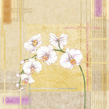 Orchid Memories II Print by Linda Wood