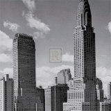 Manhattan Skyline II Poster