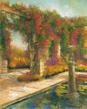 English Garden I Posters by James McIntosh Patrick