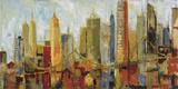 都市の高み ポスター : カレン・デュプレ