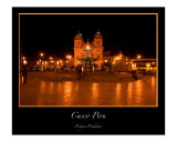 Plaza de Armas Cusco Photographic Print by J Wayne Pinkston
