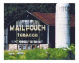 Mail Pouch Barn Photographic Print by Matthew Stricker