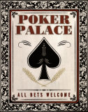Poker Palace Prints