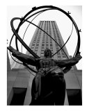 Atlas Photographic Print by Jaymes Williams