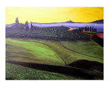 Somewhere in Tuscany XV Giclee Print by Ron DeMore