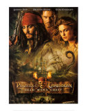 Pirates of the Caribbean: Dead Man&#39;s Chest Print