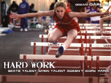 Hard Work Poster